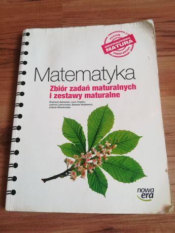 Matematyka zbiór zadań maturalnych i zestawy maturalne