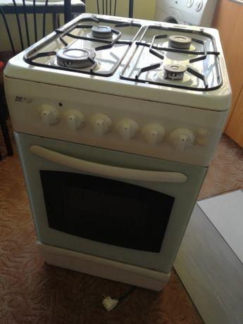 Kuchenka gazowo-elekryczna