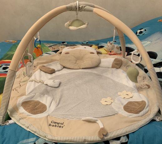 Развивающий коврик Canpol baby