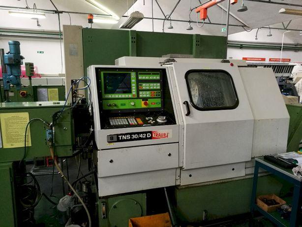 Tokarka CNC Traub 30/42D - 2 sztuki