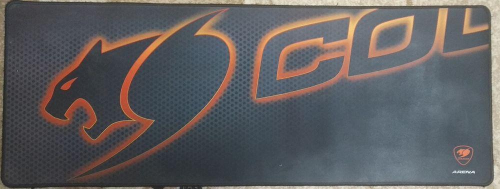 Игровой ковёр Cougar Speed Киев - изображение 1