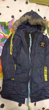 Куртка на мальчика 9 лет ориентировочно