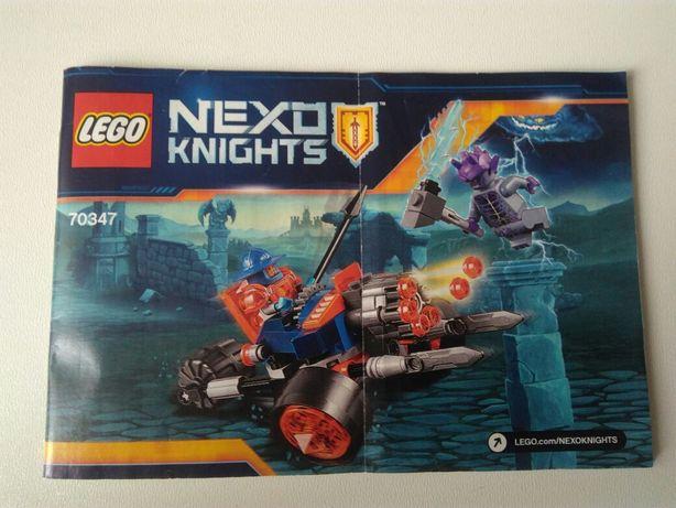 Lego nexo knights 70347 лего некзо найтс оригинал конструктор