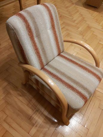 Bardzo wygony fotel