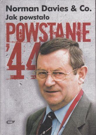 Jak Powstało Powstanie 44 - Norman Davies
