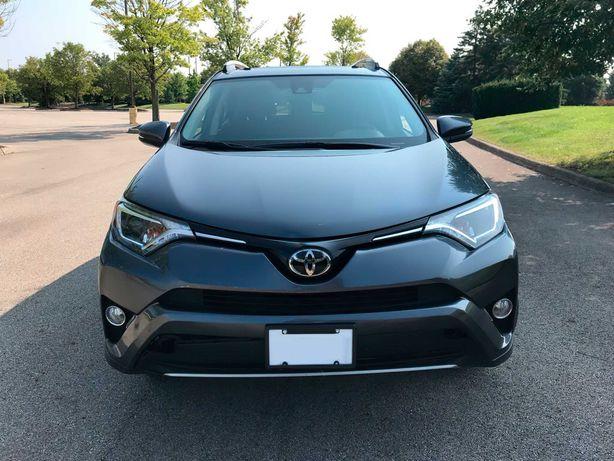 Toyota RAV4 2018 XLE