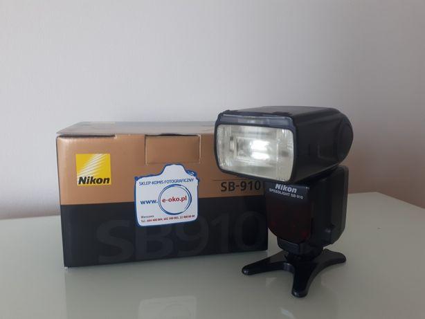 Lampa Nikon sb 910
