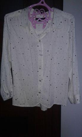 Koszula dziewczynka 5-6 110/116 święta