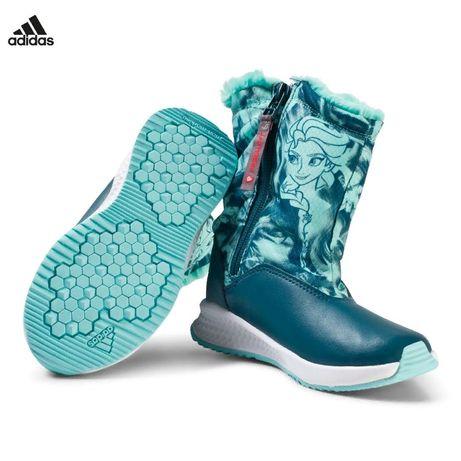 Adidas Disney Frozen RapidaSnow Сапоги, Сапожки зимові термо