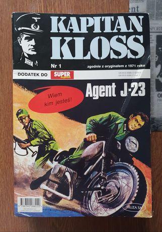 Kapitan Kloss Agent J-23