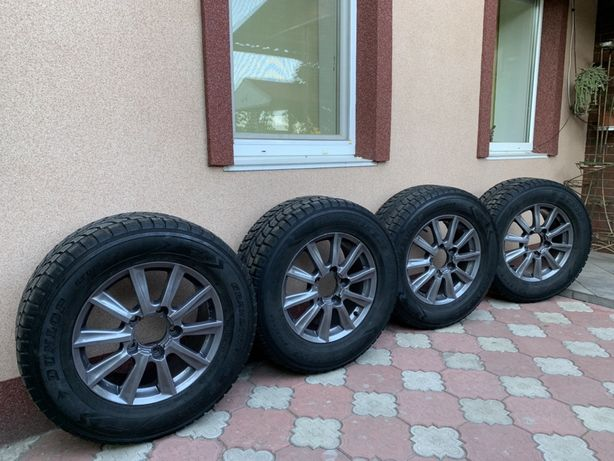 Диски с зимней резиной 285/60 R18 5*150 Lexus LX, Toyota LC