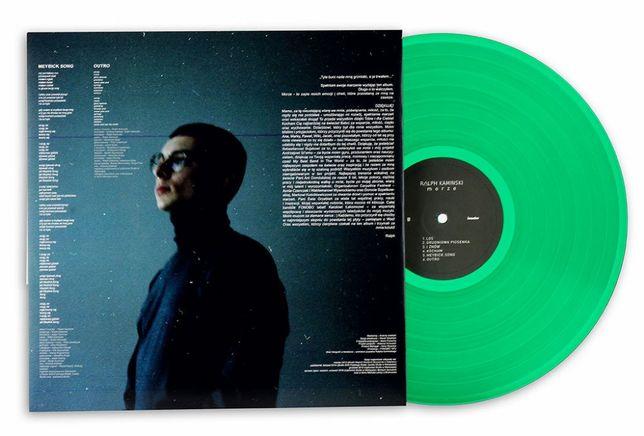 Ralph Kamiński - Morze LP (zielona)