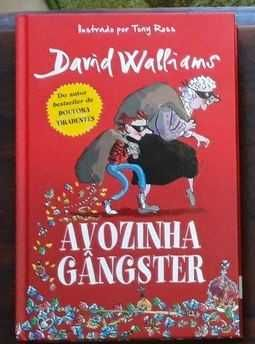 Avozinha Gângster - David Walliams