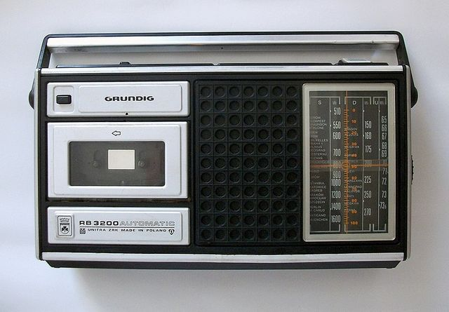 Grundig RB 3200 Automatic (Unitra ZRK Radiomagnetofon)