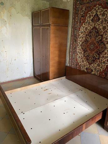 Кровать из набора