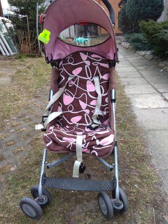 Wózek Maclaren. Spacerówka- parasolka.