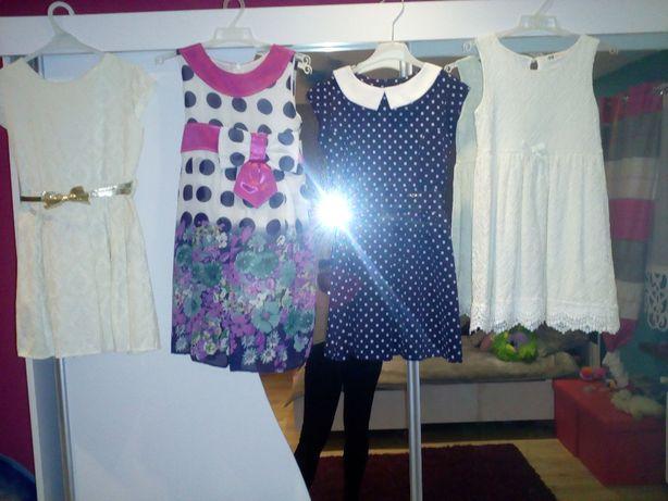 sukienki po córci