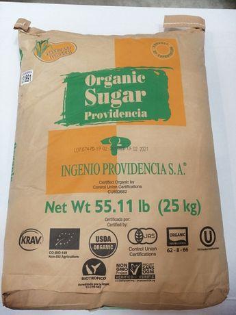 Ekologiczny cukier trzcinowy 25kg