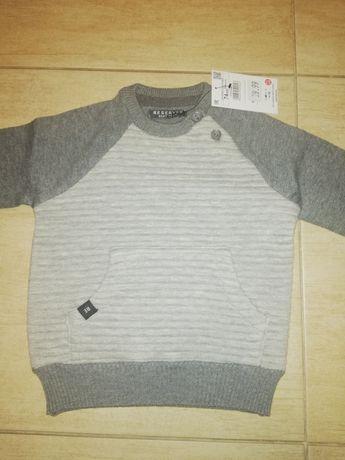 Nowy sweterek Reserved