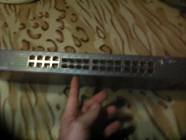 коммутатор Rubytech FGS-2924R оптика