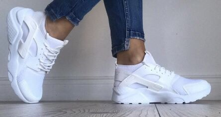 Nike Huarache. Rozmiar 38. Białe. PROMOCJA! NOWE