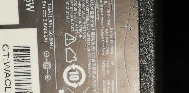 БП для ноутбука hp pa-1650-02h 18.5V 3.5A