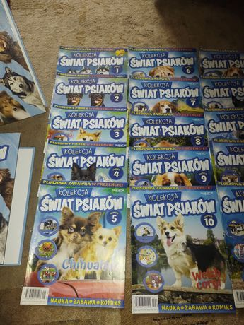 Kolekcja Świat Psiaków