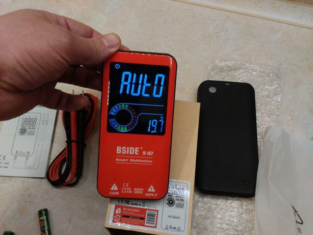 цифровой мультиметр Bside S10