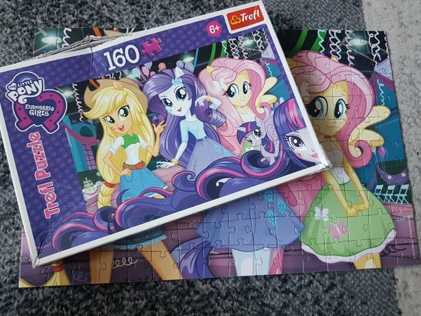 Puzzle My little Pony 6+