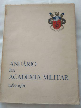 Livro Anuário da Academia Militar 1960/61