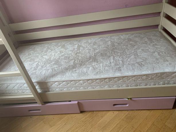 Детская кровать 90*198 + стол
