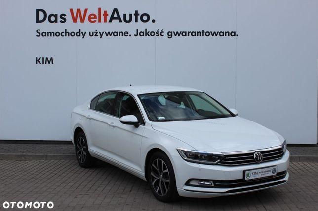 Volkswagen Passat 1 właści.w PL,podgrzew.fotele,navi dwustrefowa klima,gwarancja