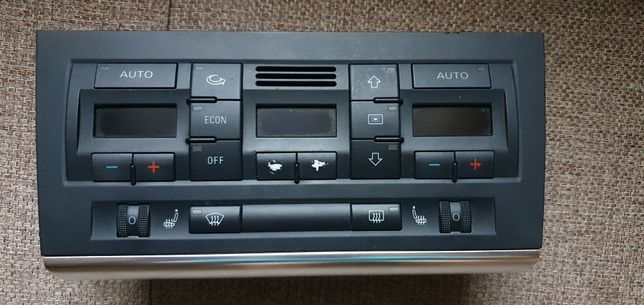 Panel klimatyzacji Audi a4 b6 b7