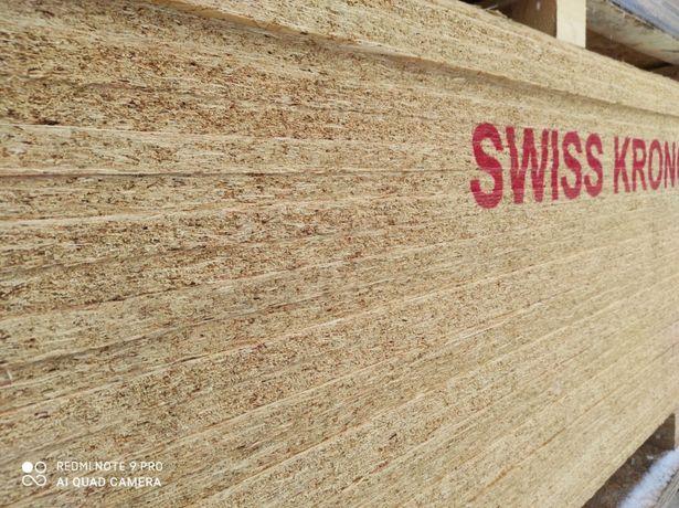 Płyta OSB-3 Wysoka Jakość firmy SWISS KRONO