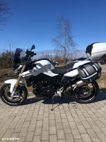 BMW F F800R Od Motcyklisty. Salon PL