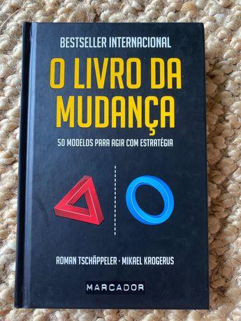"""Livro """"O Livro da mudança"""""""