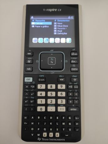 Vendo Calculadora TI-NSPIRE CX
