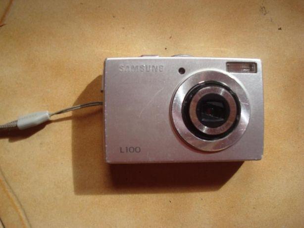 Máquina Fotográfica Samsung L100. 8.2MP