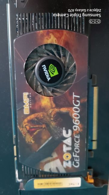 GeForce 9600 GT 512mb