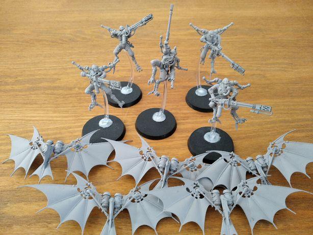 Pteraxii Sterylizors (+Rangers) WH40k Adeptus Mechanicus Warhammer 40k
