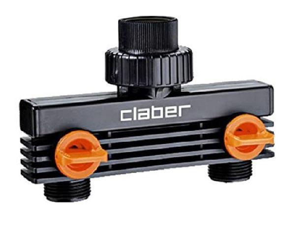 распределитель розподілювач 2-ходовой переходник с наружной резьбой Cl
