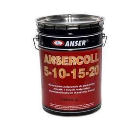 Anser Клей паркетний Ansercoll 23 кг. каучуковий для паркету