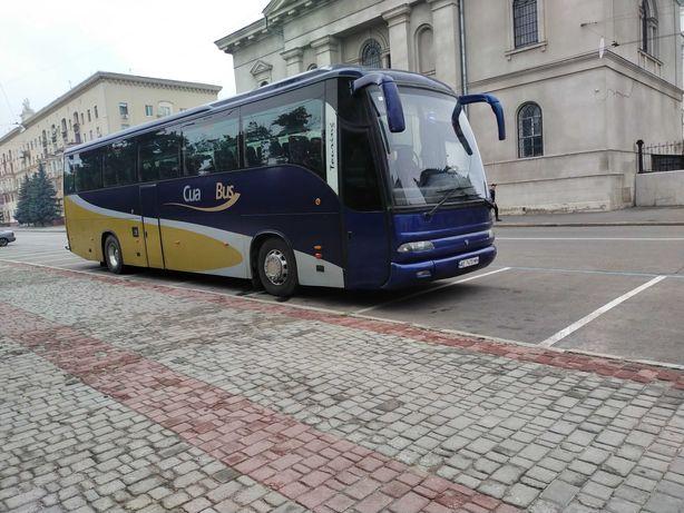 Пассажирские перевозки, заказ автобуса