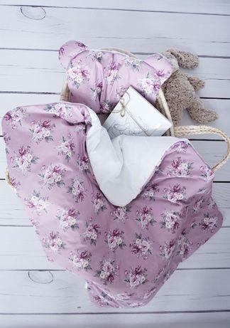 Pościel dla niemowląt do łóżeczka 75x100