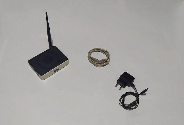 Wi-Fi роутер на запчасти