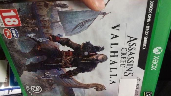 Assassin's creed valhalla xbox one, używana pl, sklep Tychy - image 1