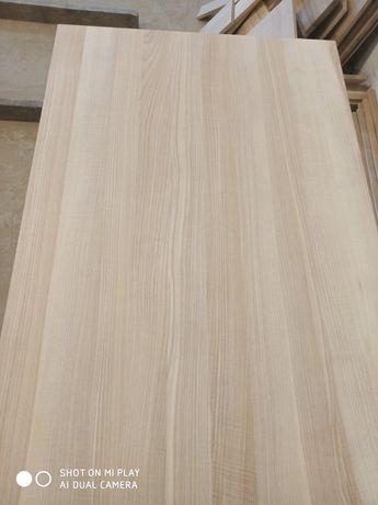 Мебельний щит из дерева, Столешница, разных размеров, Производитель.