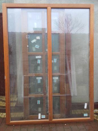okno drewniane powystawowe nowe