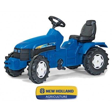 Rolly Toys rollyFarmTrac New Holland - traktor rolniczy