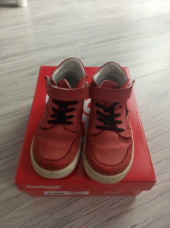 Buty trampki czerwone Emel 27